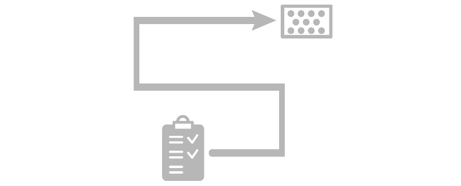 From Start to Part - Our Process icon